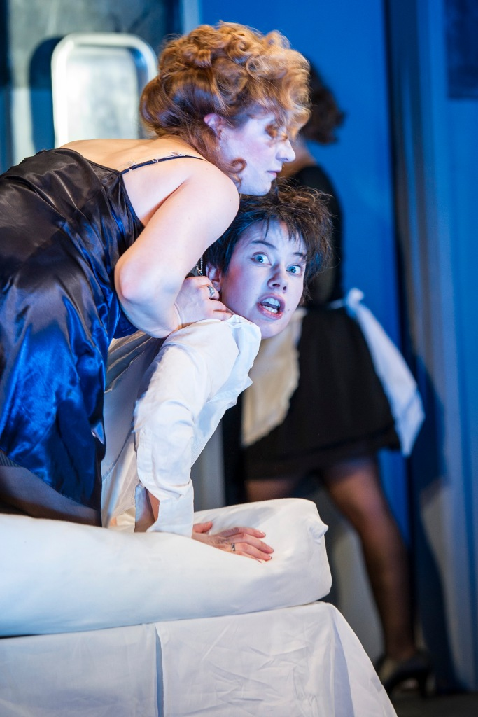 """Le nozze di Figaro"" - Cherubino Foto: Olaf Malzahn"